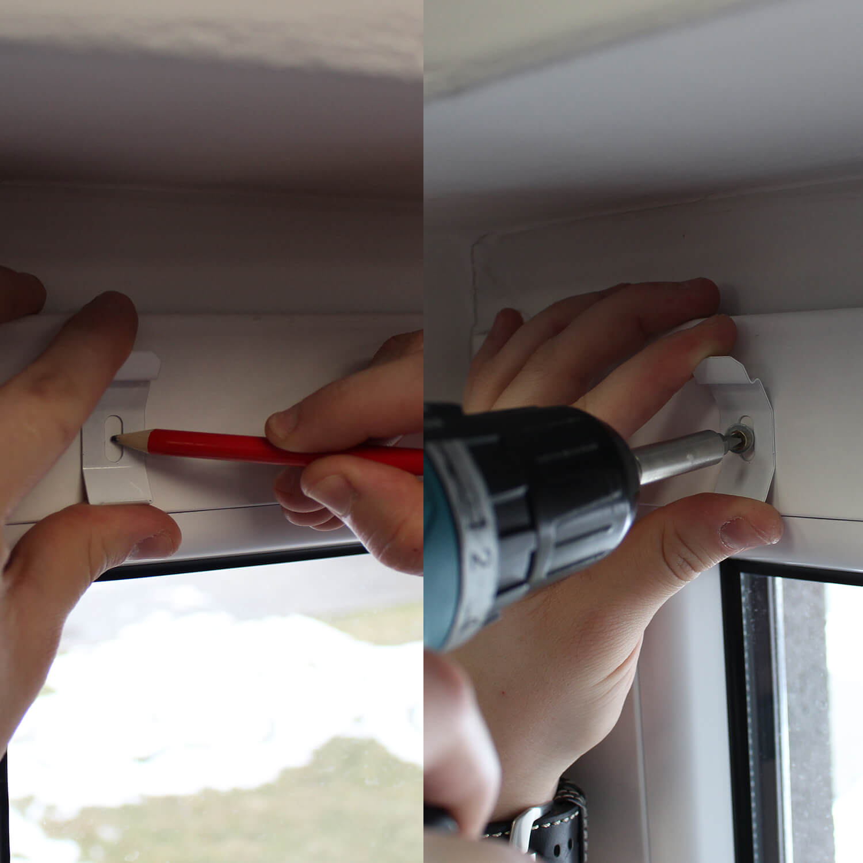 Vrtání na okno